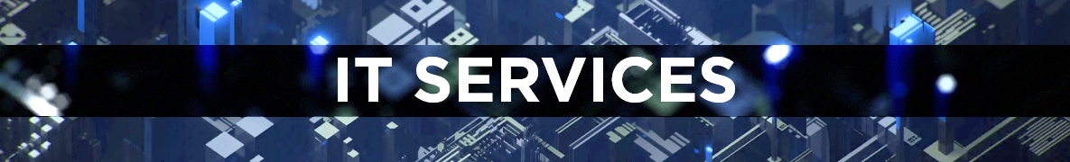 IT Services Banner